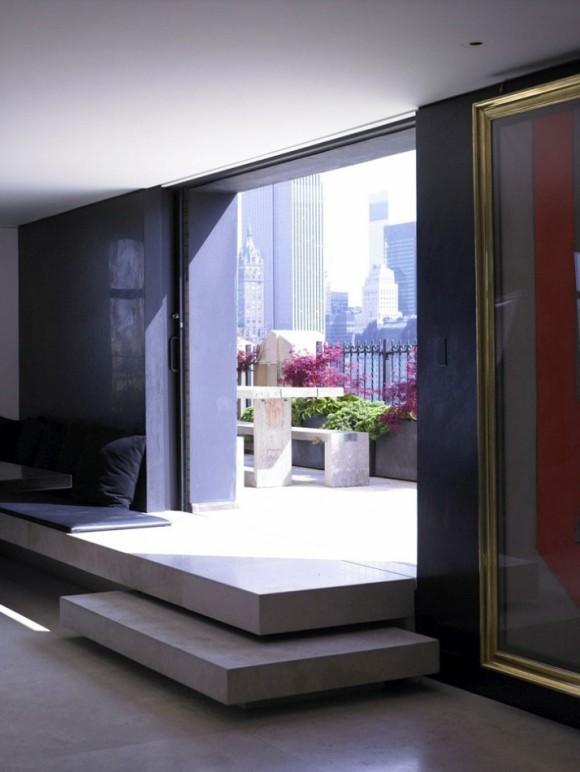 donna karan NY apartment