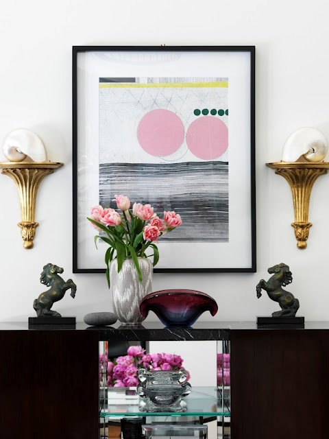 NYC apt. Kimberly Steward/ Kess Agency