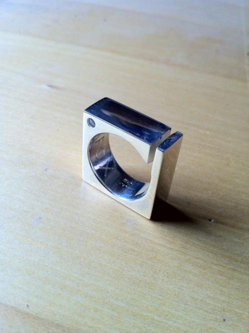 Danny Fox ring