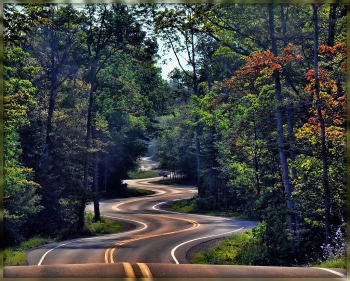 Astounding Showcase of Roads Photography   The Wondrous Design Magazine6