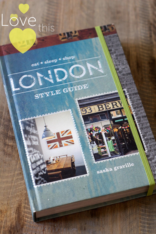 London Style Guide By Saska Graville | decor8