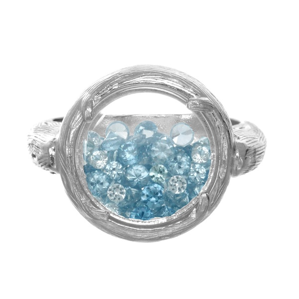Catherine Weitzman Shaker Ring