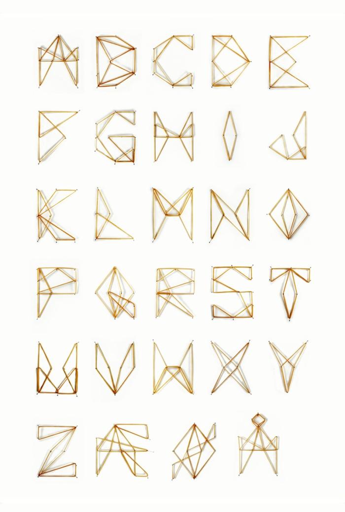 Elastic font | Jenny Kyvik Hutchens