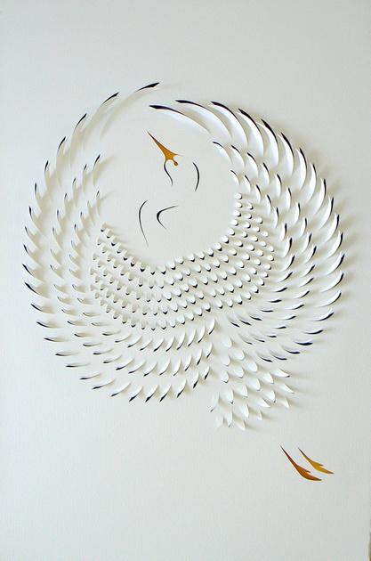 paper cut Lisa Rodden