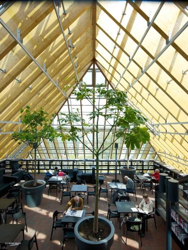 Spijkenisse Book Mountain by MVRDV » CONTEMPORIST2