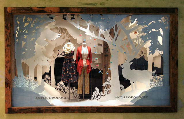 anthropologie paper cut window1