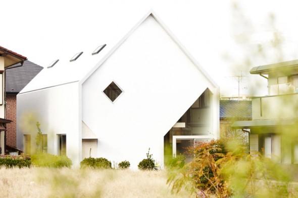 house H.