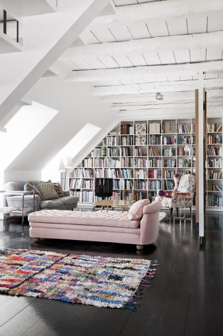 loft apartment, Copenhagen
