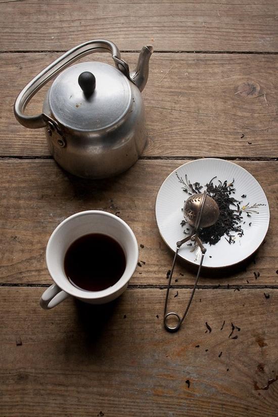 tea, home + delicious