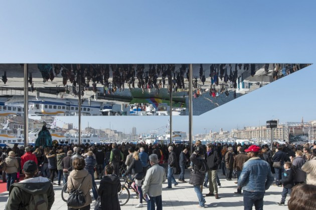 the Vieux Port Pavilion in Marseille, France2