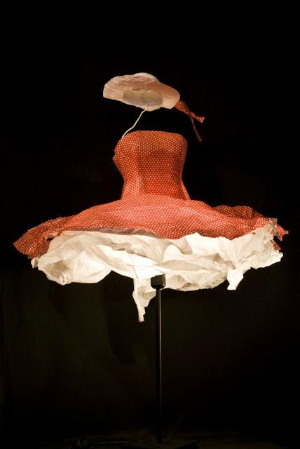 Sculpted Paper Dresses - Georgia Karanika-Karaindrou2