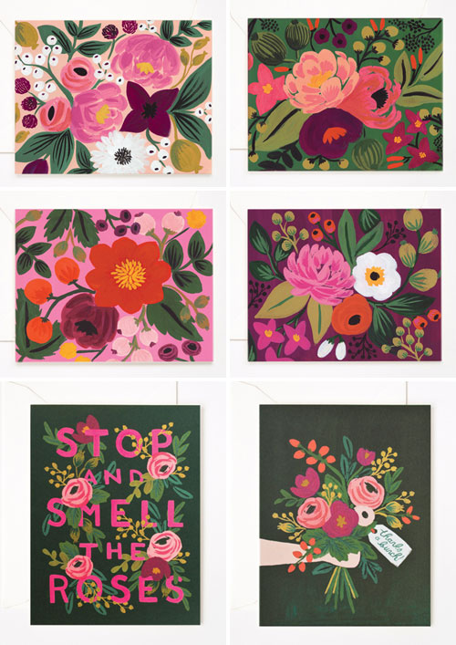 Rifle Paper Co. vintage blossom