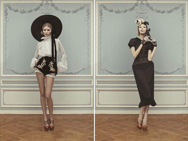 Ulyana Sergeenko Spring Couture 2013_1
