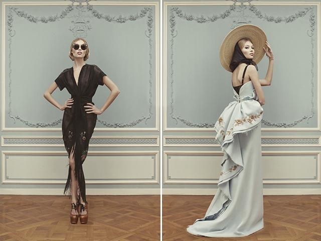 Ulyana Sergeenko Spring Couture 2013_2