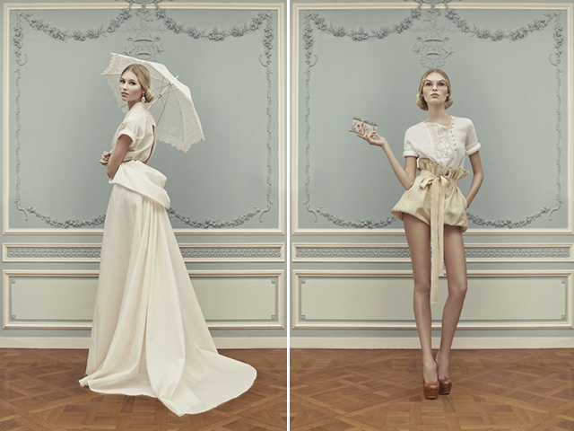 Ulyana Sergeenko Spring Couture 2013_5
