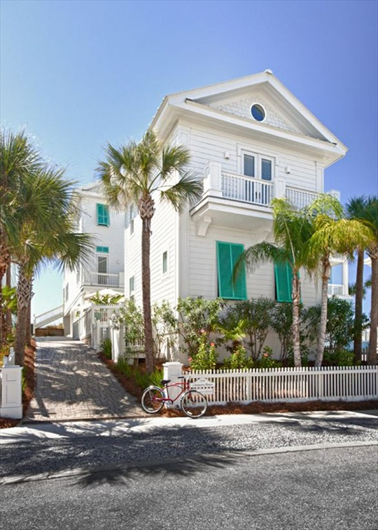 beach house, Carillon Beach, Florida 2