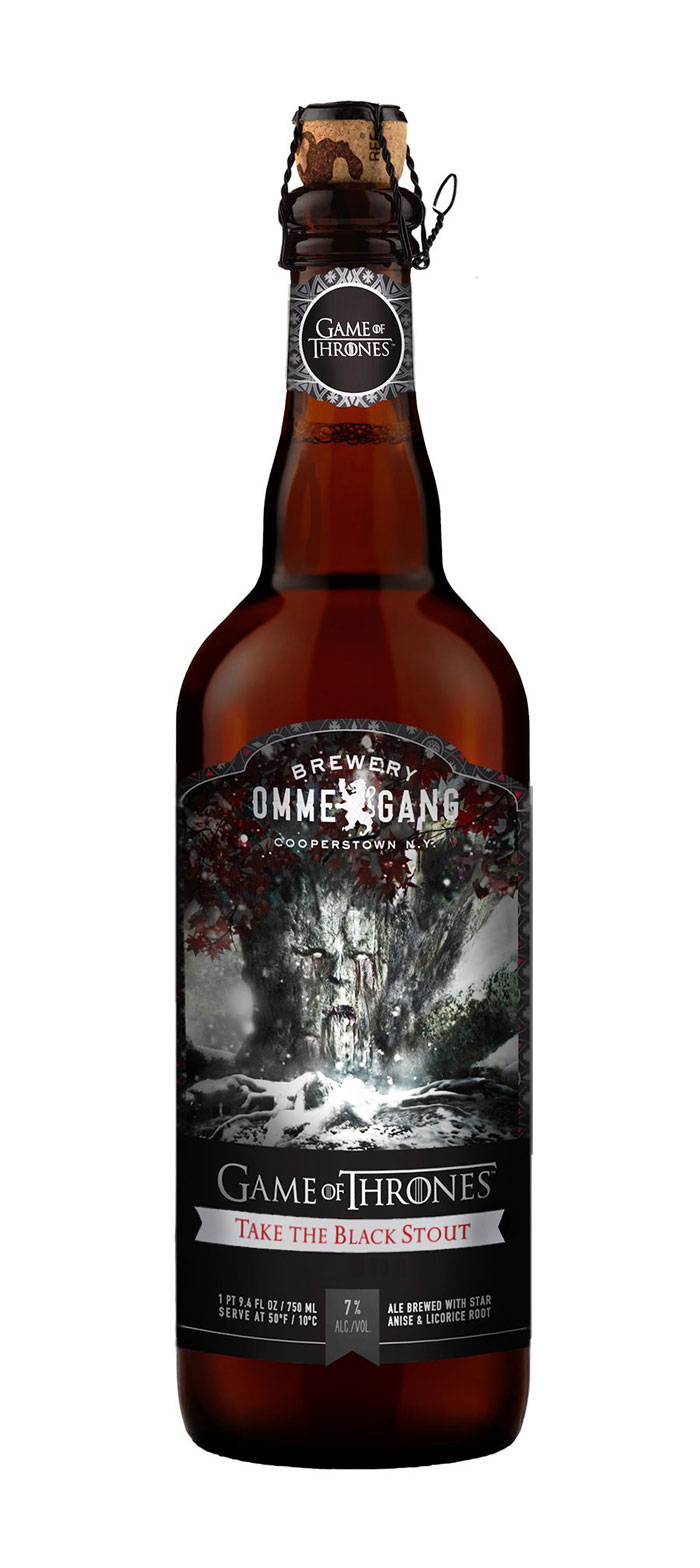 Game of Thrones Brew by Ommegang  via The Dieline