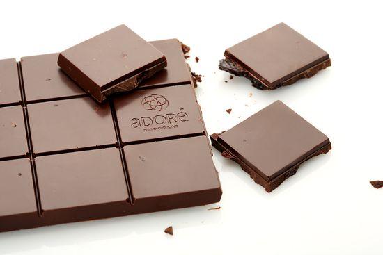 adore chocolate