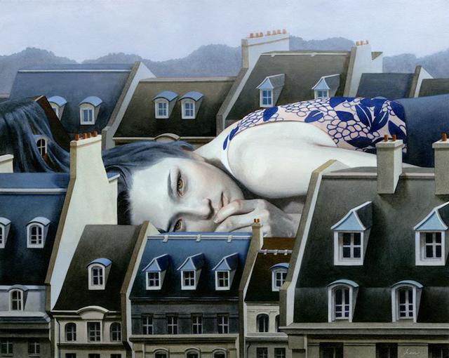 Vietnamese artist Tran Nguyen 1