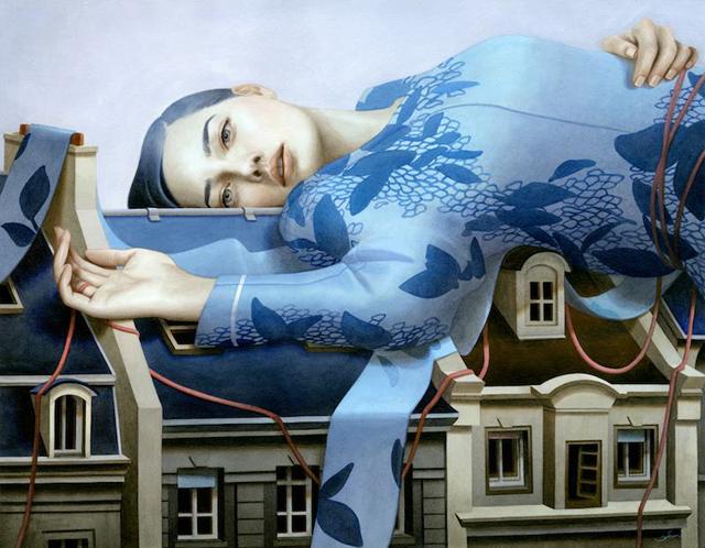 Vietnamese artist Tran Nguyen 2