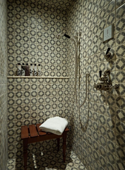 patterned bath 2
