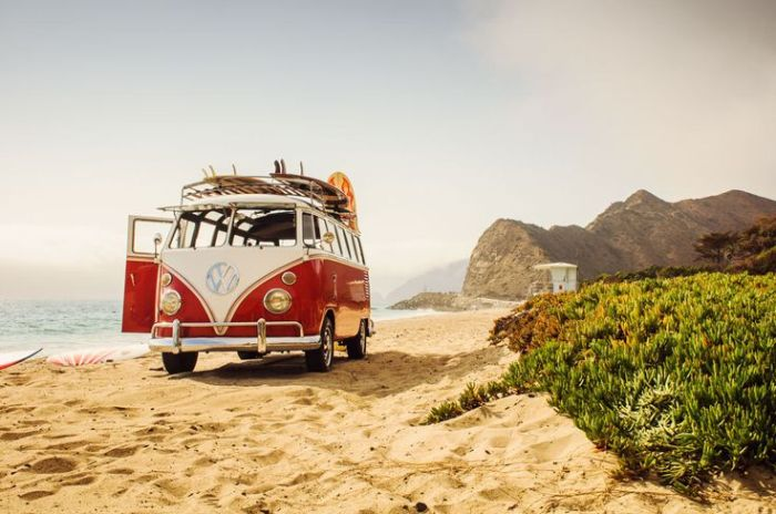 vw bus via lonny