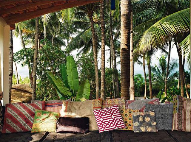 jade jagger Paradise In Goa