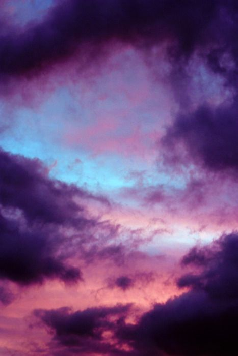 purple cloud via pinterest
